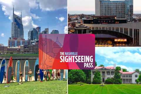 Nashville: Sightseeing Flex Pass