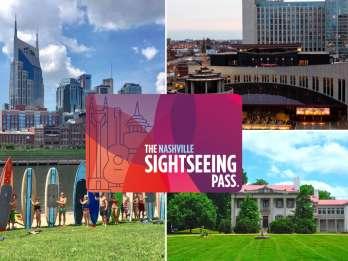 Nashville: Sightseeing Flex Pass