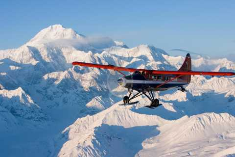 Talkeetna: Denali Southside Explorer Scenic Air Tour