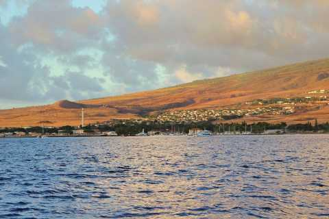 Lahaina, Maui: Sunset Dinner Cruise from Lahaina Harbor