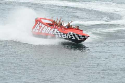 Cozumel: Thriller Jet Boat Adventure