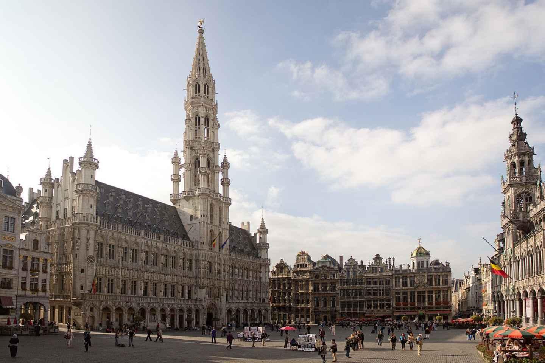 Von Amsterdam: Privater Tagesausflug nach Brüssel und Antwerpen