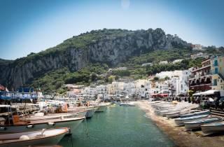 Ab Rom: Tagesausflug zur Insel Capri