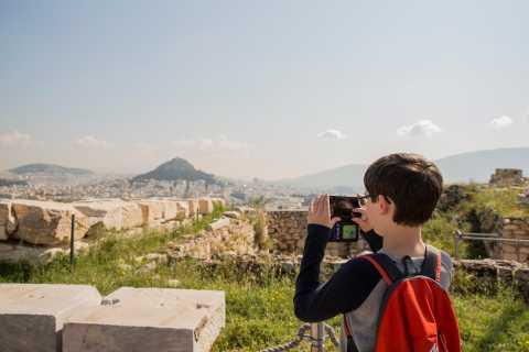 Athen: Mythologie-Tour für Familien