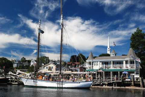 Penobscot Bay: Historic Schooner Day Sailing Trip