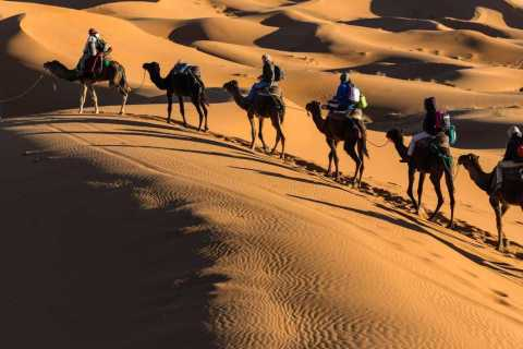 From Agadir: 3-Day Sahara Desert Tour to Merzouga