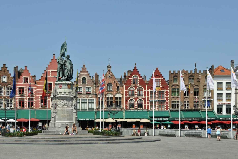 Niederlande: Private Tagestour nach Antwerpen und Brügge