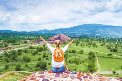 Cidade do México: Tour Teotihuacán, Guadalupe e Tlatelolco