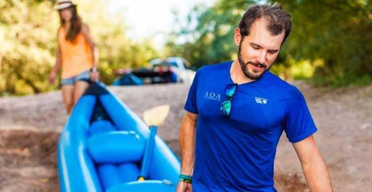 Phoenix & Scottsdale: Saguaro Lake Kayaking Tour