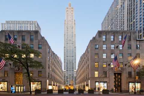 Rockefeller Center Art & Architecture Tour: Flexible Ticket