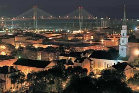 Savannah: Secrets in the Night 1.5-Hour Tour