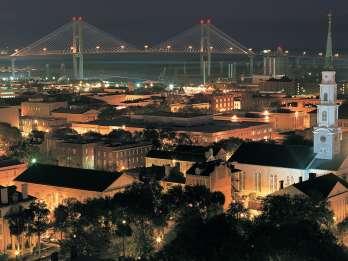 Savannah: Geheimnisse der 1,5-stündigen Nachttour