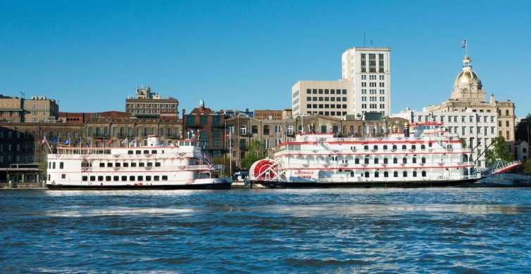 Savannah: Riverboat Cruise & City Tour Combo