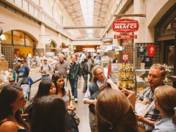 San Francisco: Farmers 'Market und Ferry Building Food Tour
