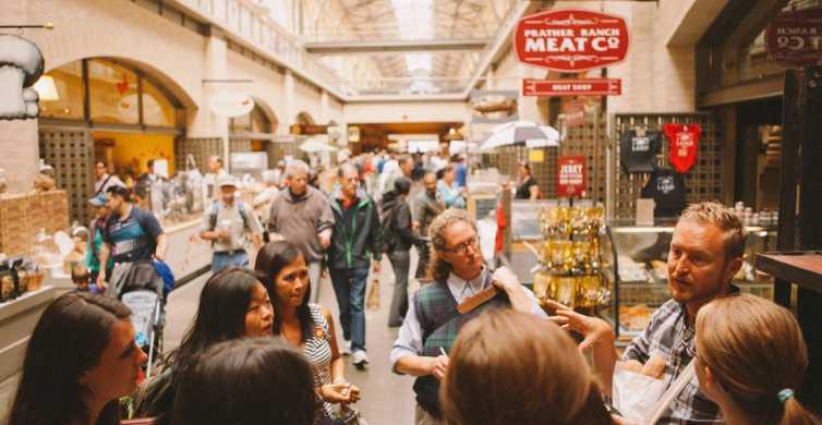 San Francisco: Farmers' Market & Ferry Building Food Tour