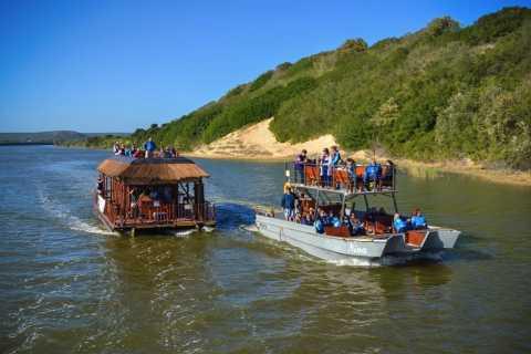 Port Elizabeth: boottocht over de Sundays River