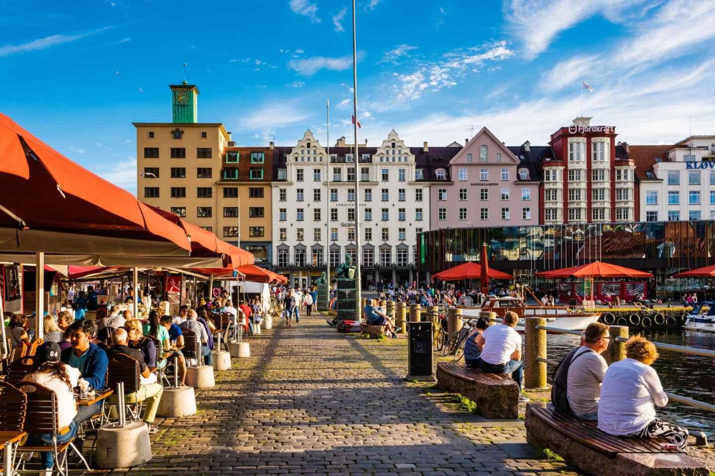 Bergen: Landausflug mit Rundgang durch die Stadt