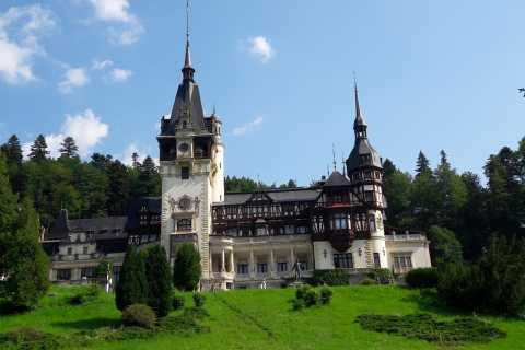 Brasov: Peles Castle, Bran Castle & Rasnov Fortress Tour