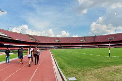 São Paulo: 5-Hour Private Football Tour