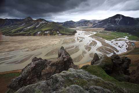 Reykjavik: Landmannalaugar Super-Jeep Tour