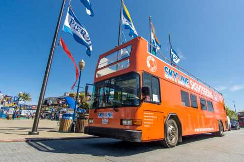 San Francisco: 1-Day Hop-On Hop-Off City and Night Tour