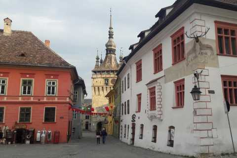 Unesco Tour: Sighisoara, Viscri, and Biertan From Brasov