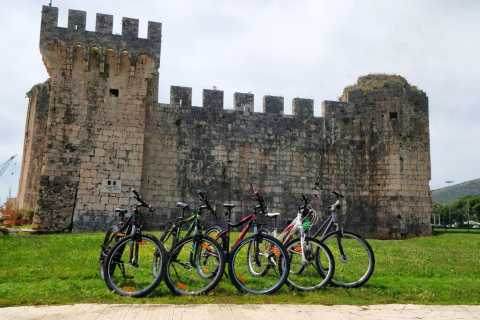Trogir: Bike Rental Service
