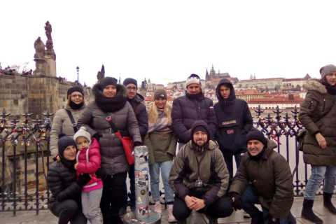 Prag: Old Town och Jewish Town Group Tour