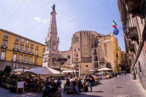 Napoli: tour dedicato alla storia, tradizione e cultura