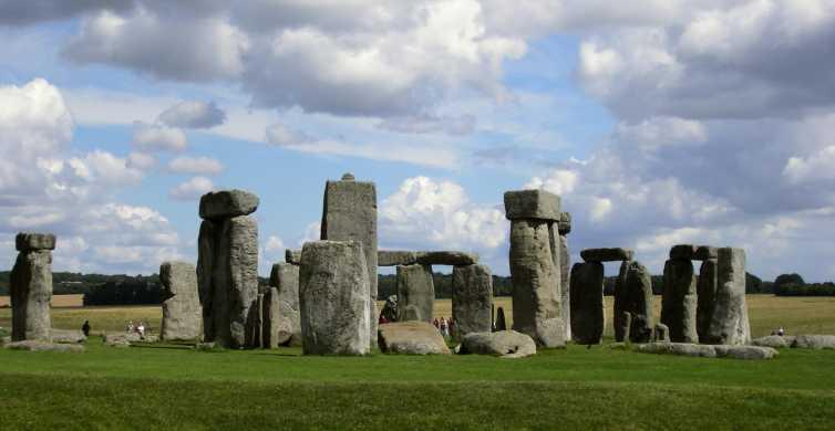 Londen: Tour met de hele dag door Windsor Castle, Bath en Stonehenge