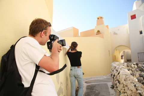 Santorini: Private 6-Hour Sunset Photography Workshop