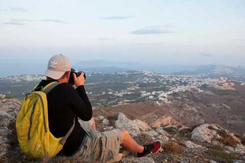 Santorini: Sunrise Photography Workshop