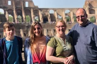 Kolosseum, Vatikan & Pantheon: Führung ohne Anstehen