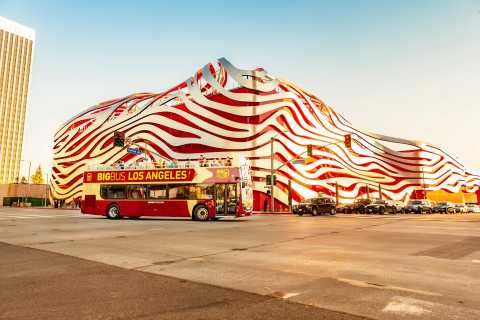 Los Angeles: tour panoramico in Big Bus Hop-on Hop-off