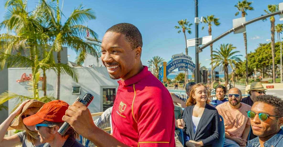 Los Angeles: Big Bus hop-on hop-off-sightseeingbustur