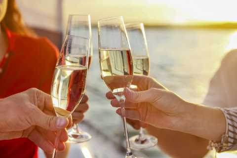 Los Angeles Champagne Brunch Cruise from Newport Beach