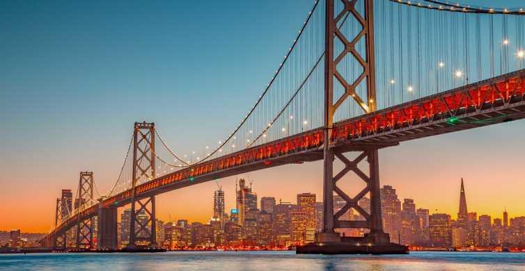 San Francisco: crociera con cena e serata danzante