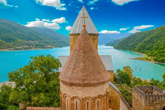Tbilisi: daguitstap in groep Kazbegi