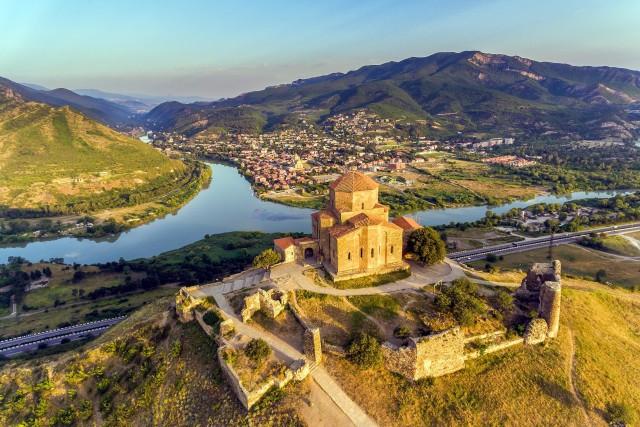 Mtskheta: dagtocht naar de oudste stad van Georgië