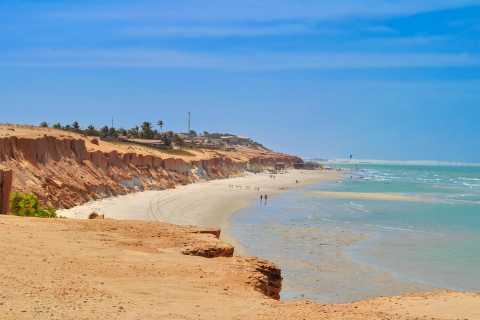 From Fortaleza: Canoa Quebrada, Morro Branco & Fontes Beach
