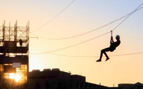 Montreal Old Port: Urban Zipline Skip-the-Line Ticket