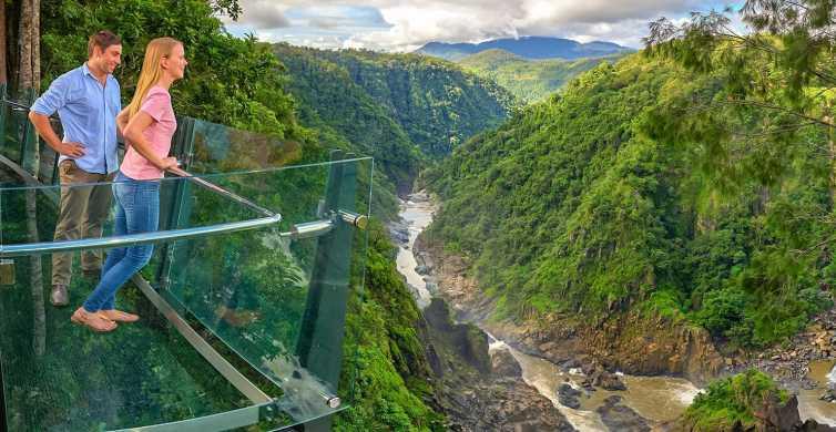 Cairns: Self-Guided Kuranda Day Trip, Scenic Rail & Skyrail