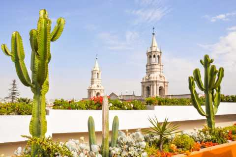 Arequipa: City & Santa Catalina Monastery Guided Tour
