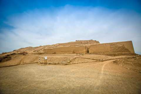 Lima: Pachacamac Ruins & Barranco Half-Day Guided Tour