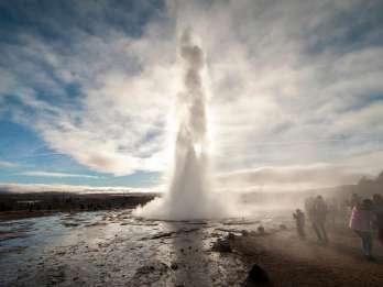 Ab Reykjavík: Golden-Circle-Tour am Nachmittag