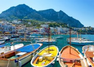 Capri: Boots- und Inseltour
