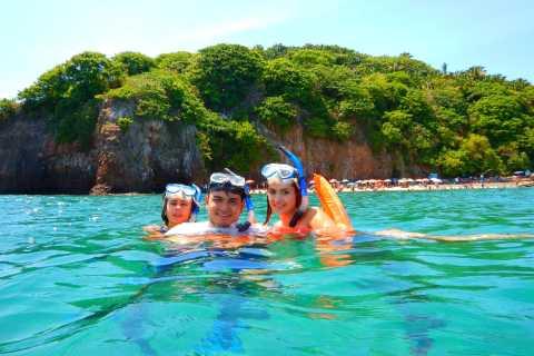Puerto Vallarta: Coral Island Snorkeling & Sayulita VIP Tour