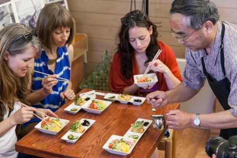 San Francisco: comida japonesa y recorrido a pie