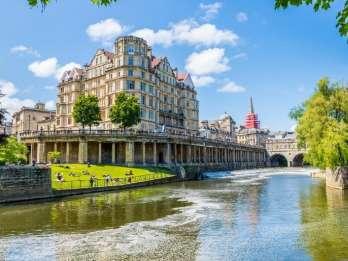 London: Stadt Bath und Stonehenge mit 2-Gänge-Mittagessen
