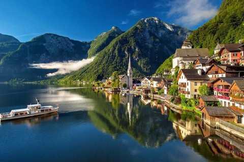 Half-Day Tour to Hallstatt from Salzburg